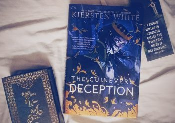 Review: The Guinevere Deception by Kiersten White