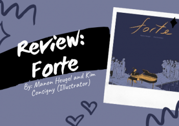 Review: Forte by Manon Heugel