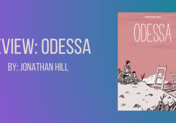Review: Odessa by Jonathan Hill