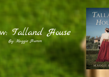 Review: Talland House by Maggie Humm