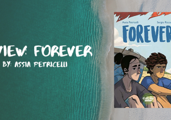Review: Forever by Assia Petricelli and Illustrated by Sergio Riccardi