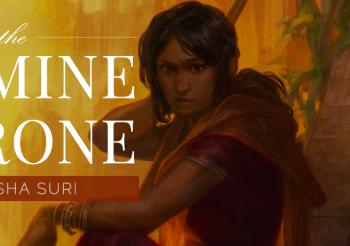 Review and Blog Tour: The Jasmine Throne by Tasha Suri