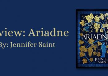 Review: Ariadne by Jennifer Saint