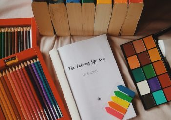 The Colours We See by Kaisa Winter
